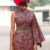 Ladies, If You Wish To Look Gorgeous This Month, Check Out These Lovely Ankara Outfits