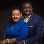 Newly Appointed CAS David Osiany Woos Followers After Showering His Wife Syombua With Praises