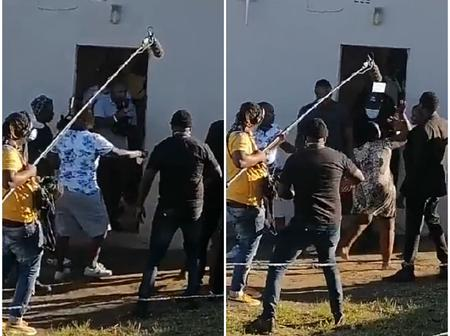 Uyajola 9/9: Jub Jub Is Back With The Drama, The Crew Was Seen Shooting In eGcuwa | Watch