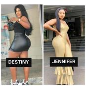 Opinion: 15 Photos Of The Nollywood Actress Who Looks Just Like Destiny Etiko