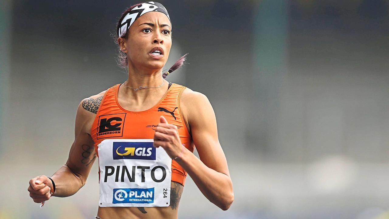 Pinto bestätigt Tokio-Form mit Saisonbestzeit
