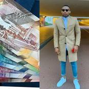 Singer Otile Brown Dashs Money To His Fans (Video)