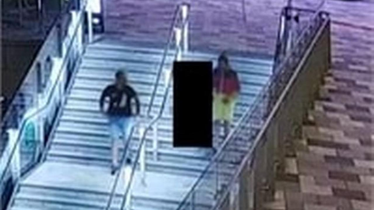 Police release CCTV images after serious sexual assault