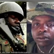 Video: See What A Soldier's Son Said To Soldiers About Endsars Protest
