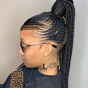 Ladies, rock these Ghana braids hairstyles