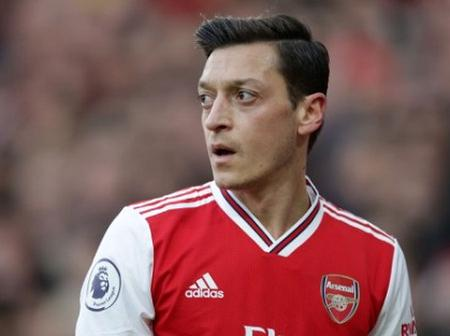 Former Gunner's boss explains why Ozil cannot get into this Arsenal team