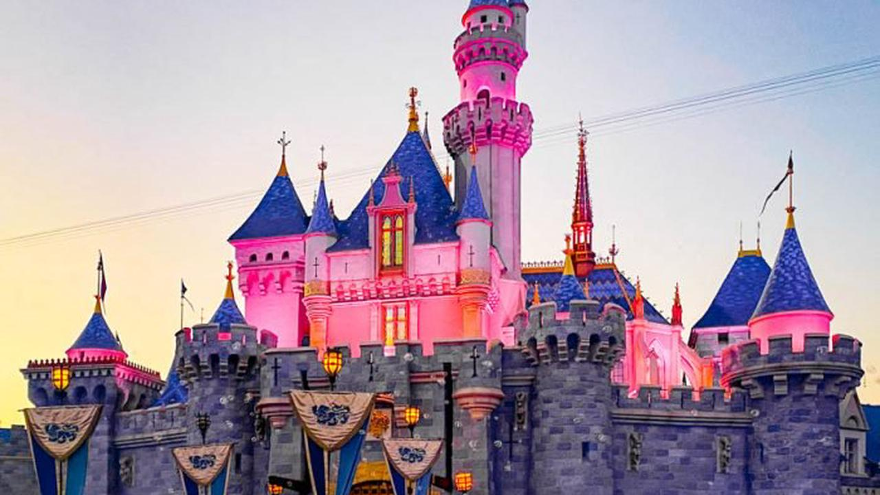 PHOTOS: Massive App Outage Causes Issues Getting Into Disneyland