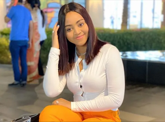 Check Out Regina Daniels' Adorable New Look, See Fans Reactions (Photos)