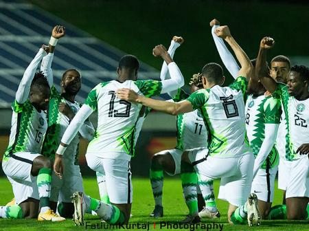 See names of Super Eagle players who condemned the killing of Protesters at Lekki and what they said