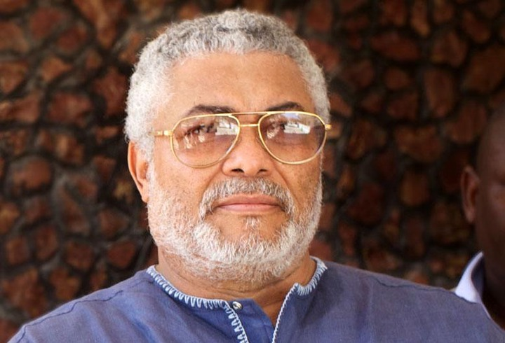 """ecd0a1aec232f0c9dec2deb1abf69fe0?quality=uhq&resize=720 - """"The Bold Man Is Gone"""": Ghanaians React To The Sudden Death Of JJ Rawlings In A Total Disbelief"""