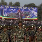 الجيش الإثيوبي يعلن موقفه من