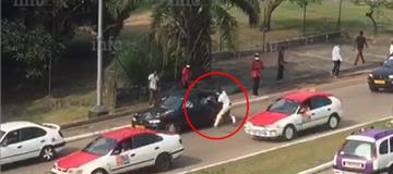Braqueurs de l'échangeur : un des principaux malfrats déjà arrêté par la police gabonaise