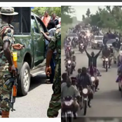Nigerian Army Allegedly Orders For The Arrest Of 101 Soldiers Who Ran Away From Boko Haram