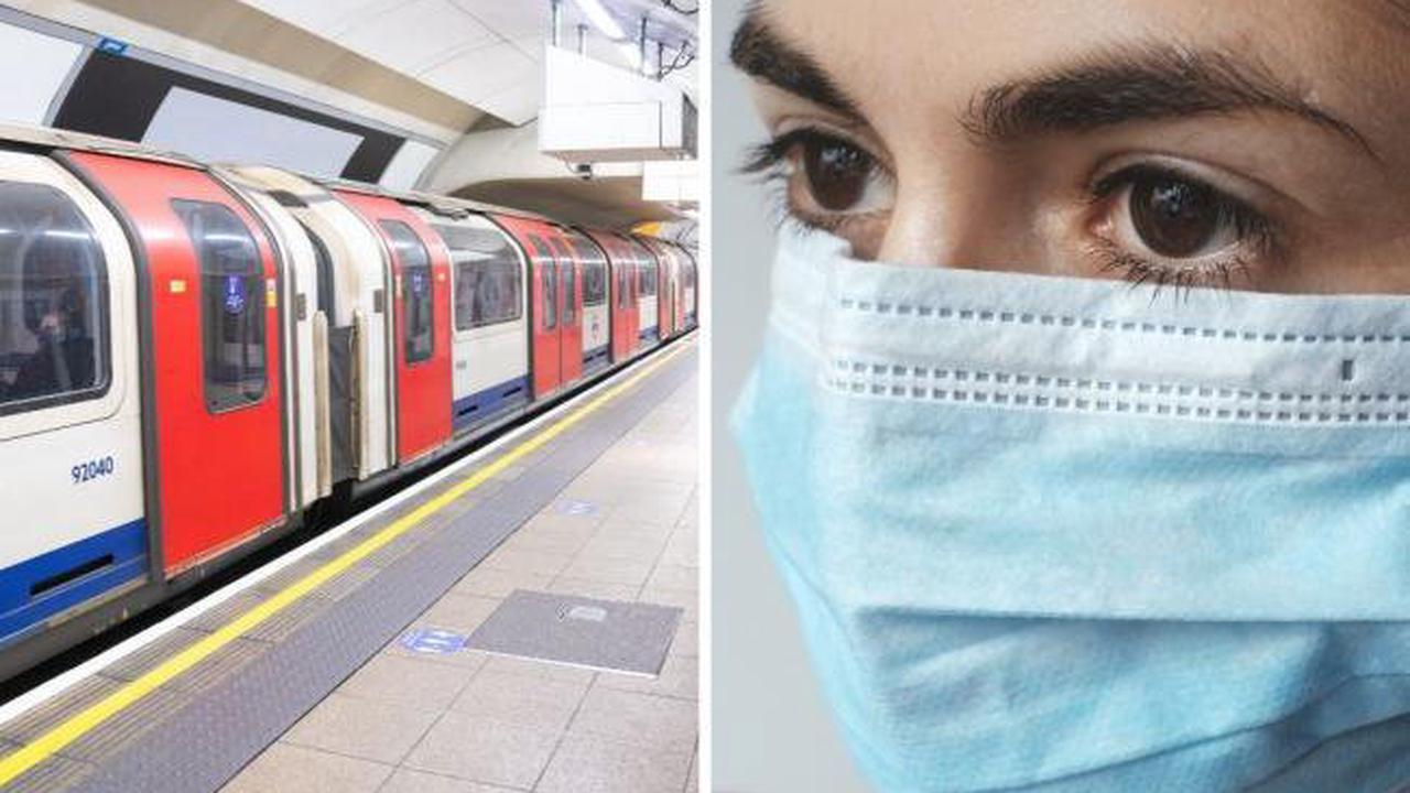 TfL to encourage mask wearing as Covid compliance falls