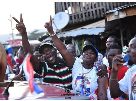 NDC And NPP Campaign For Peace At The Same Place