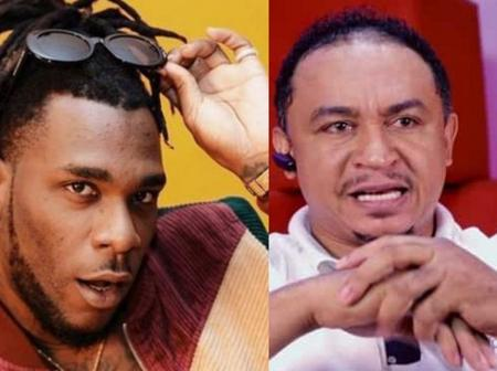 Revealed : Daddy Freeze Revealed Who Was Responsible For Burna boy's Grammy Nomination. See The Person