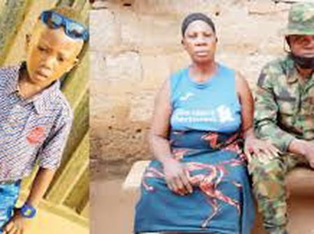 Five-year-old Osinachi Stephen has been found, read how he was found