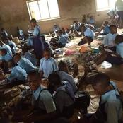 See 20 Pictures That Shows The Terrible State Of Some Classrooms In Nigeria