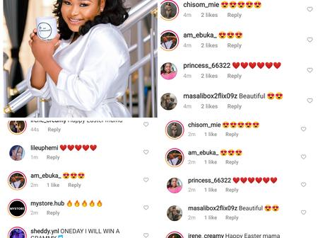 Ruth Kadiri Sparks Reactions With Her Post Check Out What She Posted