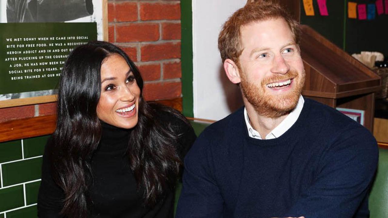 Meghan Markle and Prince Harry to team up on 'leadership and philanthropy' book as part of USD 20 million deal