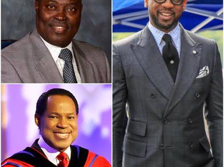Nigerian Men of God: How The World