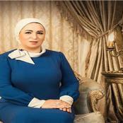 لفتة إنسانية رائعة من حرم الرئيس السيسي وزيارتها لهذه الفنانة القديرة.. تعرف عليها