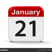 Today's Date Is 21/01/21 And It Is Unique - Here Are Is The Reason.