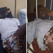 2 Hausa Actors Were Attacked And Shot On Their Way From Kano To Lagos (photos)