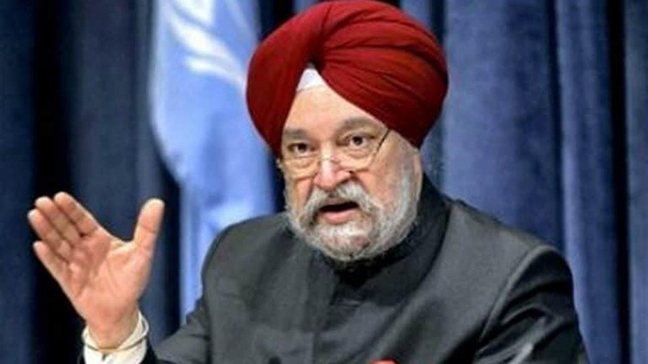 Suspension of UK flights may be extended over new Covid-19 strain: Aviation Minister Hardeep S Puri