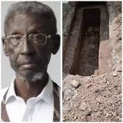 How Veteran Actor, Sadiq Daba, Was Buried In Lagos