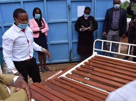 Remember The Youth Promised Big Business By Uhuru for ICU Beds? Here is What Transpired