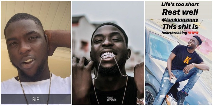 16 Nigerian Celebrities Who Died In 2019 - Photos & Causes