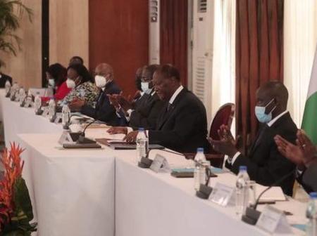 Nouveau gouvernement en Côte d'Ivoire: Une équipe resserrée et rajeunie