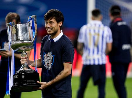Former Manchester City Midfielder David Silva Unexpected Starting Performance In Spain