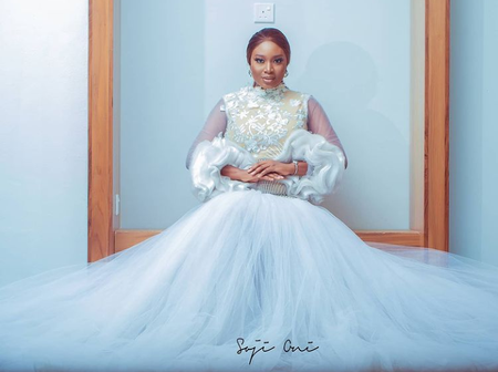 Check Out How Nollywood Actress, Bimpe Oyebade Celebrated Her Birthday On Instagram Page(Photos)