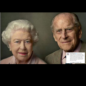Despite Being The Queen Of England, She Called The Late Prince Philip Her 'Strength' In Her Tribute.
