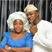 "Do you remember the popular actor ""Odunlade Adekola"" Check out his wife, parents & younger brother"