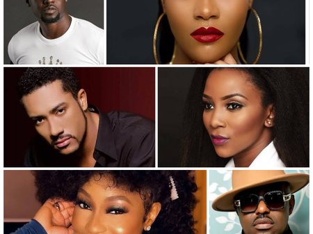 Nollywood Actors  Who Kissed Passionately In Movies (Photos)