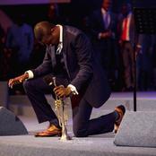 Gospel Singer Nathaniel Bassey Releases Prophetic Word For The Week.