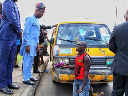 What Lagos State Government is Supposed To Do, Instead of Auctioning Cars Of One Way Offenders