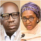 Gov, Obaseki Reacts After Finance Minister Said He Lied About FG Printing N60 Billion