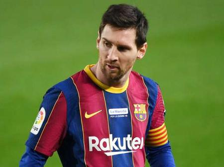 After Lionel Messi failed to score today, see his position on Europe top scorers list.
