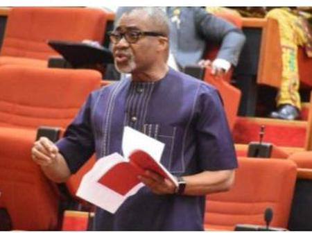 The Sponsor Of A Criminal Is Also A Criminal, You Don't Fight Crime By Publishing Names- Abaribe
