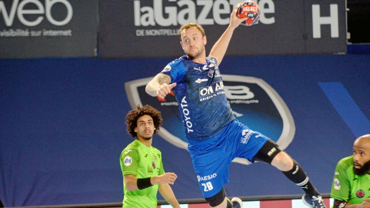 Handball : Montpellier fait le boulot face à Ivry