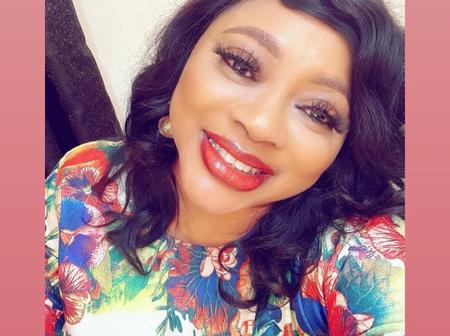 GOD Be Praised As Popular Yoruba Actress Shares Photos Of A Mad Woman Who Gave Birth In Aba(Photos)