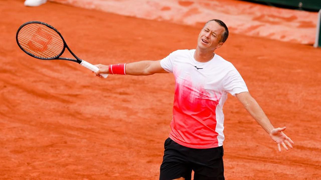 French Open: Kohlschreiber verpasst ersten Achtelfinaleinzug seit acht Jahren