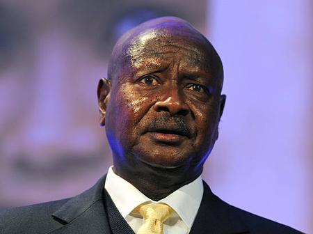 My Ietter To President Yoweri Kaguta Museveni