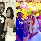 Throwback: Check out adorable wedding photos of Asiedu Nketia's Son