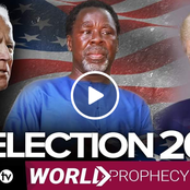 What is happening in the American election is as a result of the power in the tongue - TB Joshua