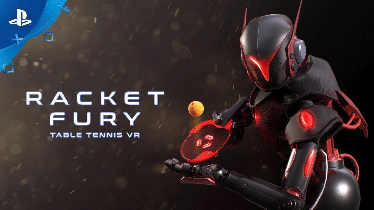 Racket Fury: Table Tennis kostenlos für PSVR - Im PlayStation Plus-Abo